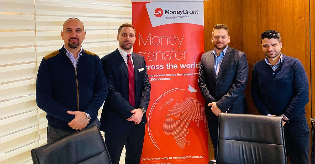 Ένταξη των σημείων Kronos Express στο σύστημα υπό-αντιπροσώπων της MoneyGram.